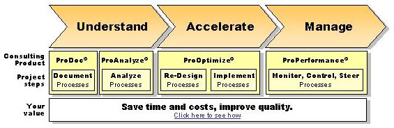 Business Process Management - Approach Overview